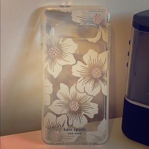 Kate Spade Hardshell Case-Samsung Galaxy S10Floral
